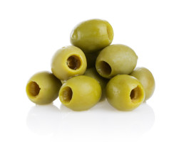 Pitted Green olives Food Garden 300 g/1450 g